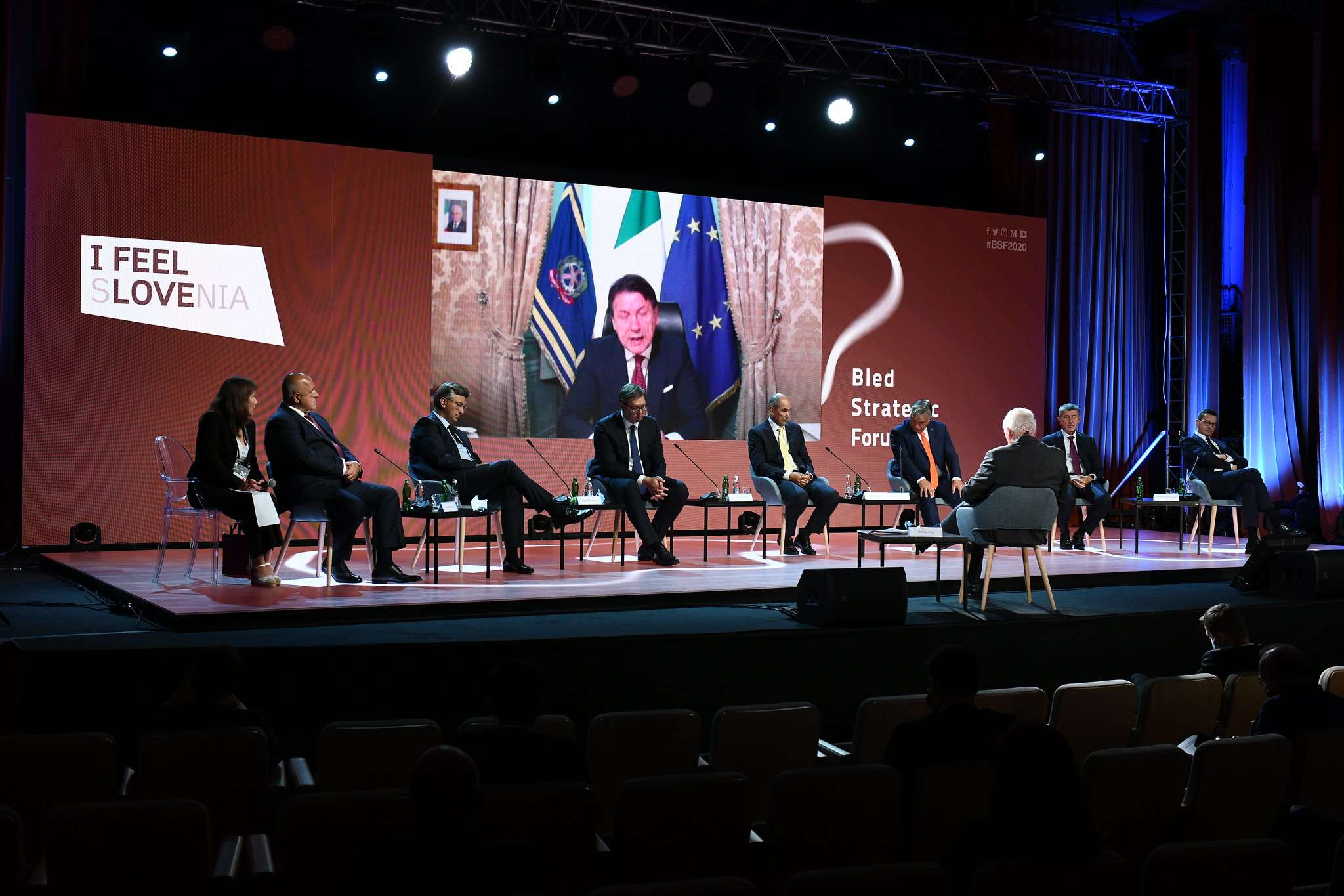 BSF 2020 Leaders' Panel: The Central and Eastern region gaining in importance